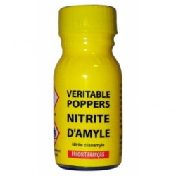 VÉRITABLE POPPERS NITRITE d'AMYL