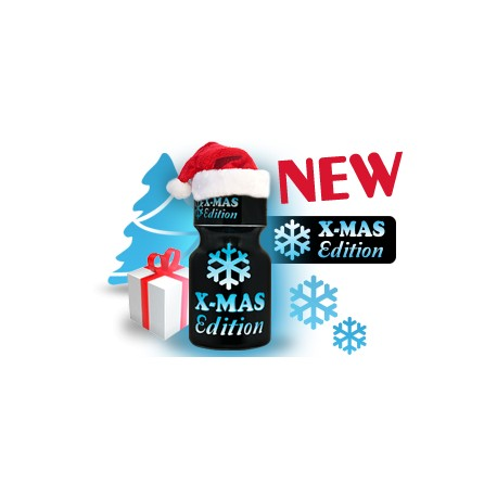 POPPERS PUSH Edition de Noel
