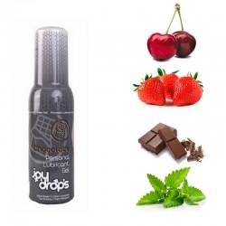 lubrifiant TOYJOY  aromatisé Comestible 100ml