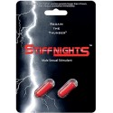 STIFFNIGHTS - blister de 2 gélules