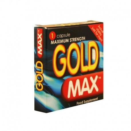 Gold Max 450mg - La pilule bleue