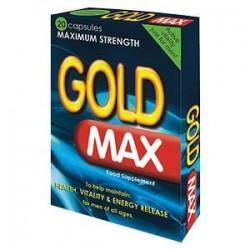 Gold Max 450mg - La pilule bleue X 20