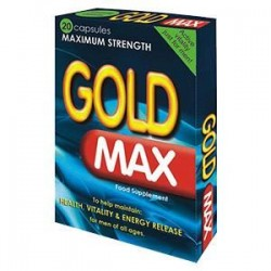 GOLDMAX 450mg - The Blue pill X 20
