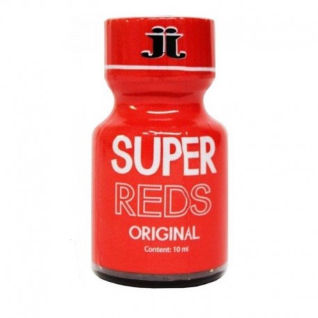 SUPER REDS - JUNGLE JUICE LockerRoom 10ml