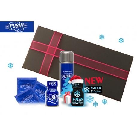 Christmas Gift Box PUSH Edition