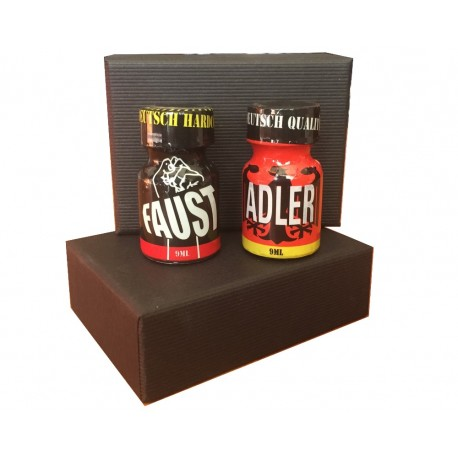 Coffret Noël Deutsch Aromas