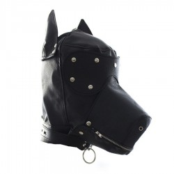 Puppy Mask Hood