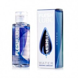 FLESHLUBE WATER  100 ML.