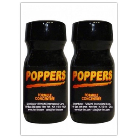 POPPERS SMALL X2