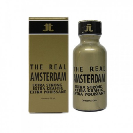 THE REAL AMSTERDAM by JUNGLE JUICE 30ml