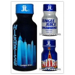 PACK AROMAS TRIO 3  Jungle Juice 1 Big + 2 Small