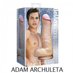 REALIST DILDO BELAMI ADAM ARCHULETA BY ICON BRANDS