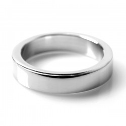 COCKRING 4MM X 12MM BY ORGASM PRODUCTS stainless steel.