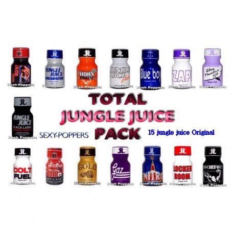 JUNGLE JUICE TOTAL PACK INTEGRAL