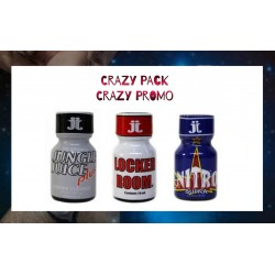 CRAZY PACK JUNGLE JUICE AROMAS
