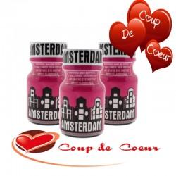 AMSTERDAM 10ml X 3 aromas