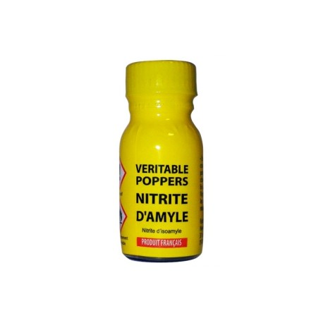 VÉRITABLE POPPERS aromas yellow