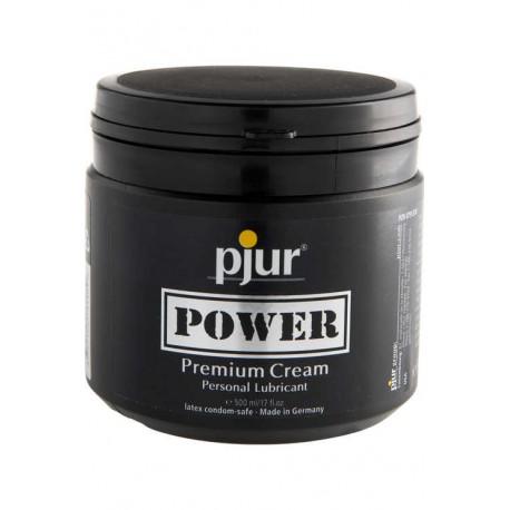 PJUR POWER PREMIUM CREAM 500ML